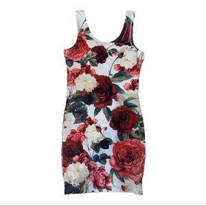 Gaze Floral Mini dress